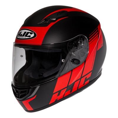 Casque intégral HJC CS-15 Mylo MC1SF rouge/noir