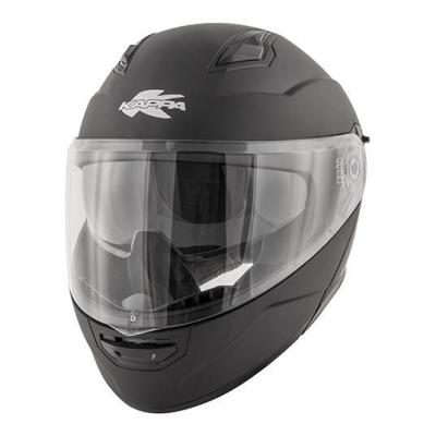 Casque modulable Kappa KV31 Arizona Basic noir mat
