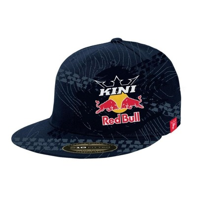 Casquette Kini Red Bull Urban gris camouflage