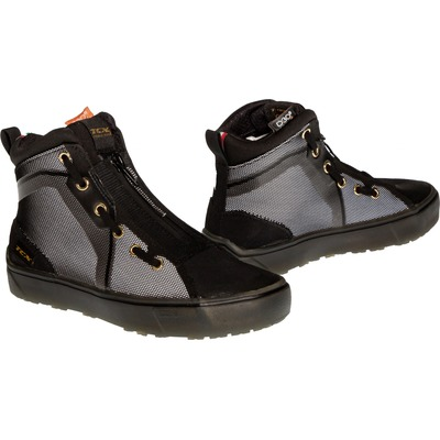 Chaussures moto femme TCX Ikasu Lady WP noir/reflex