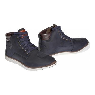 Chaussures moto Ixon Akron WP navy