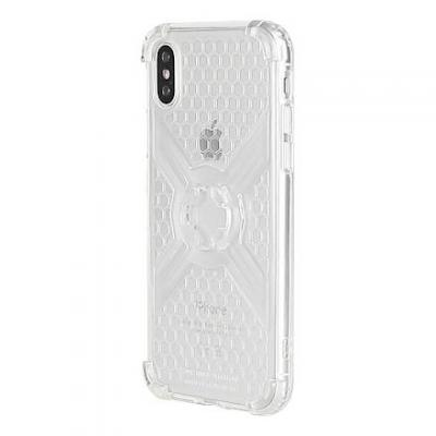 Coque de smartphone Cube X-Guard transparent IPhone X/XS
