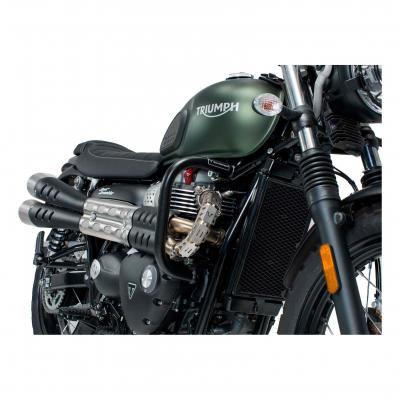 Crashbar noir SW-MOTECH Triumph Street Scrambler 17-18