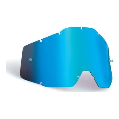 Écran FMF Vision pour masque PowerBomb et PowerCore iridium bleu