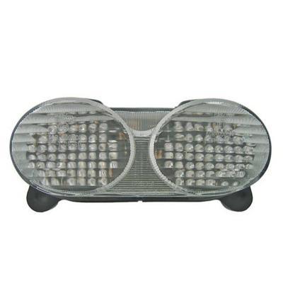 Feu arrière à LED avec clignotants intégrés pour Kawasaki ZX6R 98-02