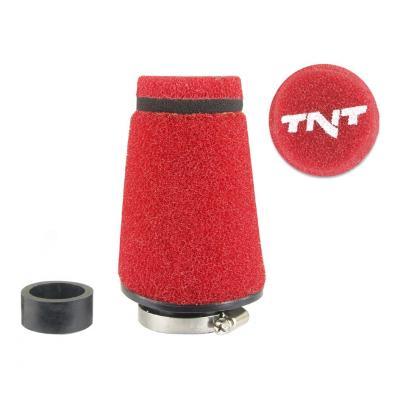 Filtre à air TNT mousse small ø28/35 rouge