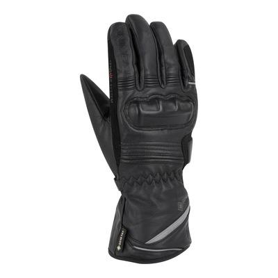 Gants cuir/textile Bering Timon GTX noir