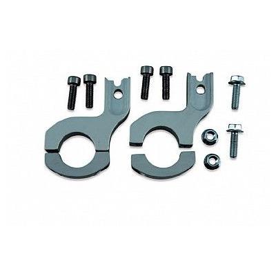 Kit de montage Protection de main Mx unico Acerbis aluminium