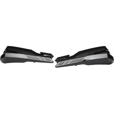Kit protège-mains Barkbusters Kobra noir Yamaha Ténéré 700 18-20