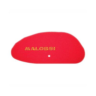 Mousse de filtre à air Malossi Red Sponge Mbk Skyliner 250 4t Lc/Yamaha Majesty 250 4t Lc