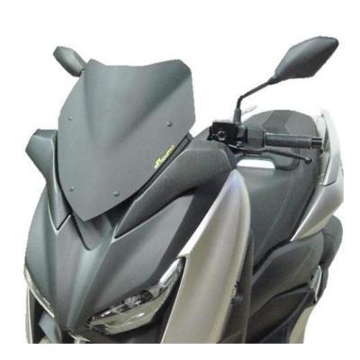 Pare-brise Bullster Racing fumé noir 37,5 cm Yamaha X-Max 125 17-18