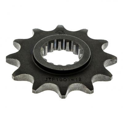 Pignon JT Sprockets Acier pas 520 12 dents - Pour KTM 350 Freeride 12-15