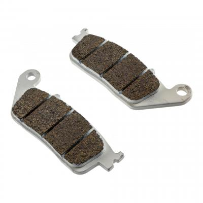 Plaquettes de frein Brembo 07HO30LA métal fritté route