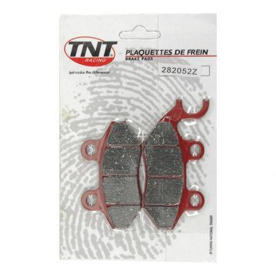 Plaquettes de Frein Pour Etrier TNT Racing