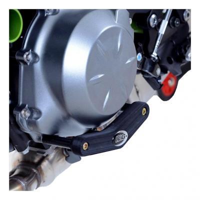 Protection couvercle de carter moteur gauche R&G Racing Kawasaki Z650 17-18