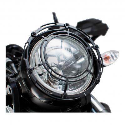 Protection de phare SW-MOTECH noir Yamaha XSR 700 16-