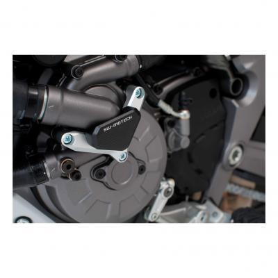 Protection de pompe à eau SW-Motech noire Ducati Multistrada 1260 Enduro 18-19