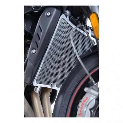 Protection de radiateur titane R&G Racing Triumph Street Triple 765 17-20