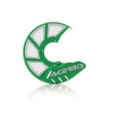 Protège disque de frein avant Acerbis X-BRAKE 2.0 vert