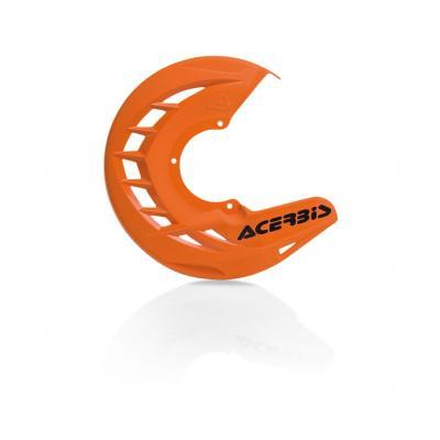 Protège disque de frein avant Acerbis X-BRAKE orange