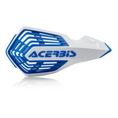 Protège-mains Acerbis X-Future blanc/bleu