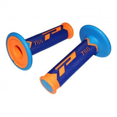 Revêtements de poignée Progrip 788 orange/bleu/bleu clair