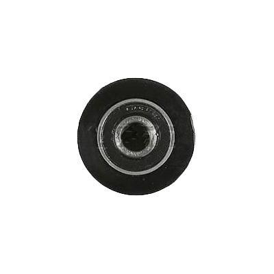 Roulette de chaîne UFO universelle Ø31mm noir