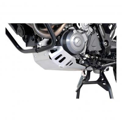 Sabot moteur SW-MOTECH gris Yamaha XT 660 Z Tenere 07-