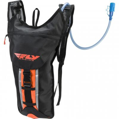 Sac d'hydratation Fly Racing Hydro Pack noir/orange