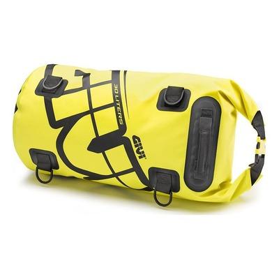 Sac rouleau étanche Givi Easy-T EA114FL 30 Litres noir/jaune fluo