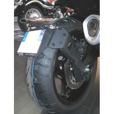 Support de plaque déporté Access Design pour Yamaha FZ8 10-16