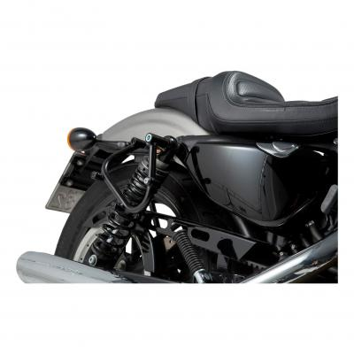 Support SLC SW-MOTECH droit sacoches legend Gear Harley Davidson Sporster 1200 Custom 04-14