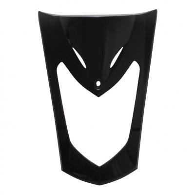 Tablier avant adaptable Kymco 50 agility noir brillant