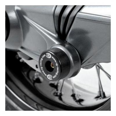Tampons de bras oscillant R&G Racing noir BMW R Nine T 1200 14-18