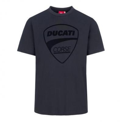 Tee-shirt Ducati Corse Collection Tonal Logo noir