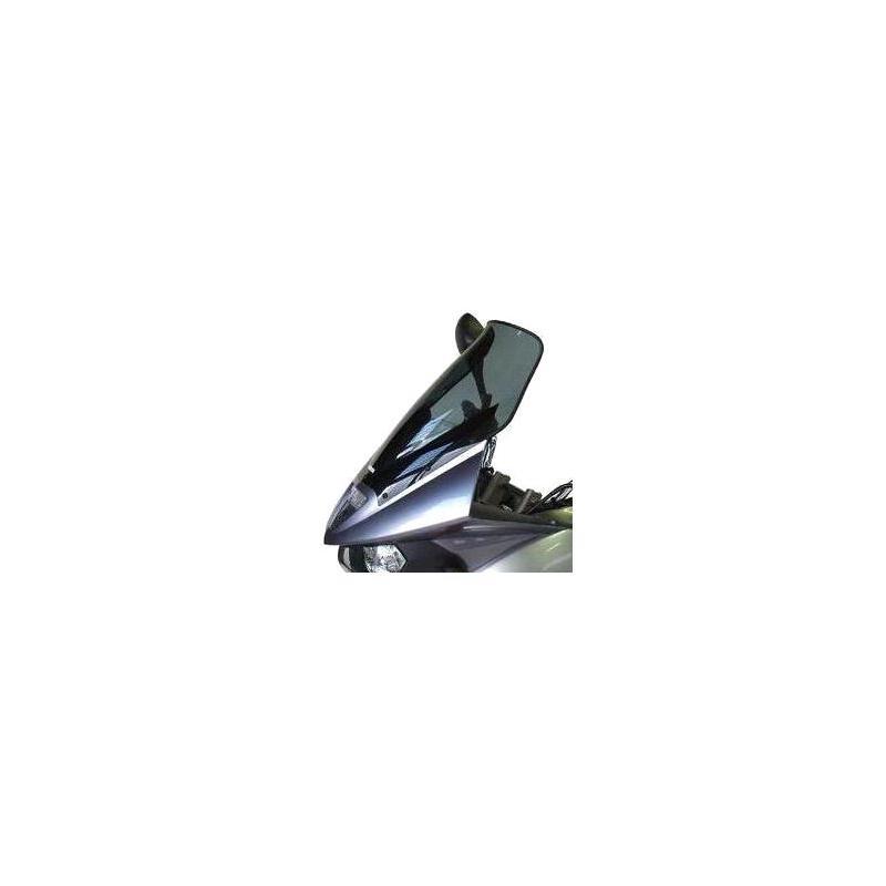 Bulle Bullster haute protection 45 cm fumée grise Yamaha TDM 900 02-14