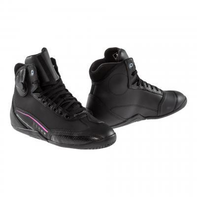 Chaussures femme Alpinestars STELLA AST-1 DRYSTAR noir/fushia