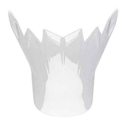 Casquette de casque cross Bell Moto-9 Flex clair/transparent