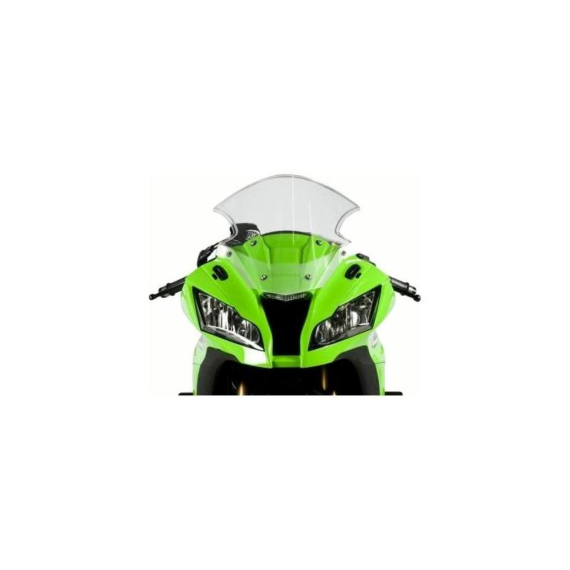 Caches orifices de rétroviseur R&G Racing noirs Kawasaki ZX-10R 11-15