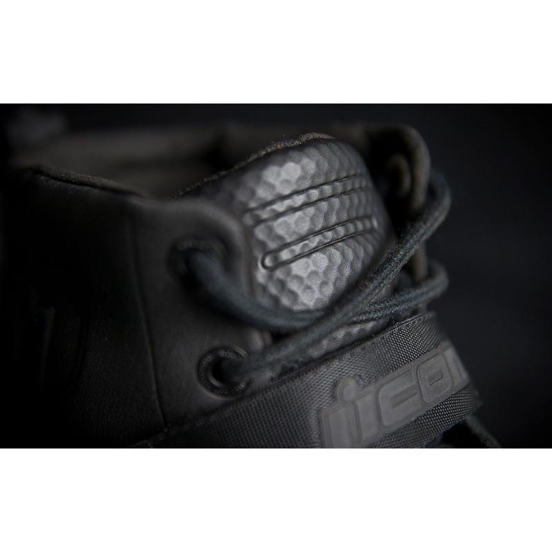 Chaussures moto Icon Superduty 5 noir - 5