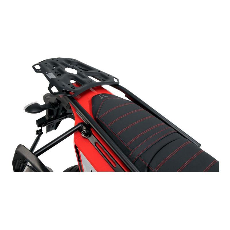 Porte-bagages SW-Motech ADVENTURE-RACK noir Yamaha Ténéré 700 19-20