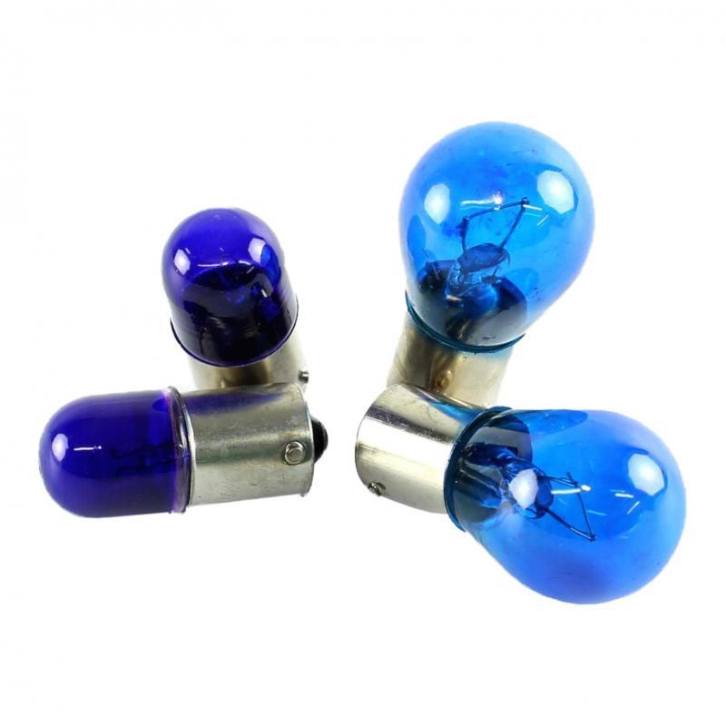 Ampoules AIDO Clignotant Next Couleur (x4)