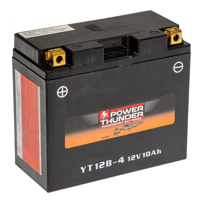 Batterie Power Thunder YT12B-4 12V 10AH