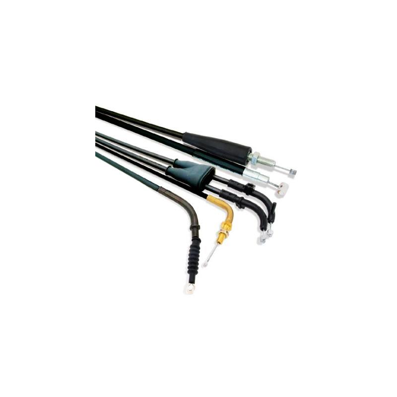Câble de tirage de gaz + pompe à huile Bihr Suzuki TS125R 89-97