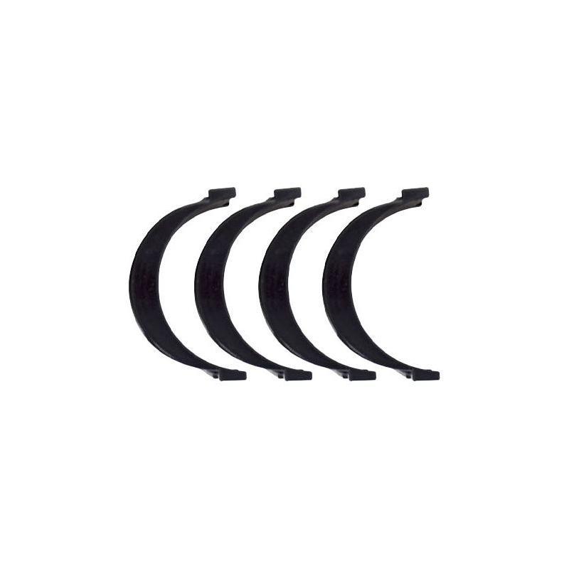 Cales demi-lune RTech pour plaque phare V-Face, Matrix et Genesis (4 pièces)