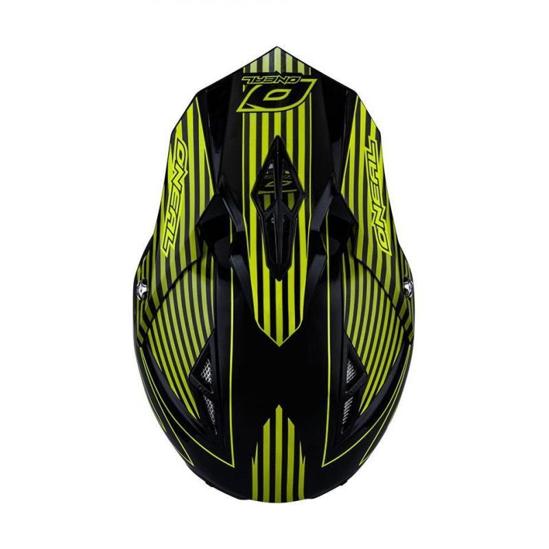 Casque cross O'Neal 10SRS Mips vert/jaune - 4