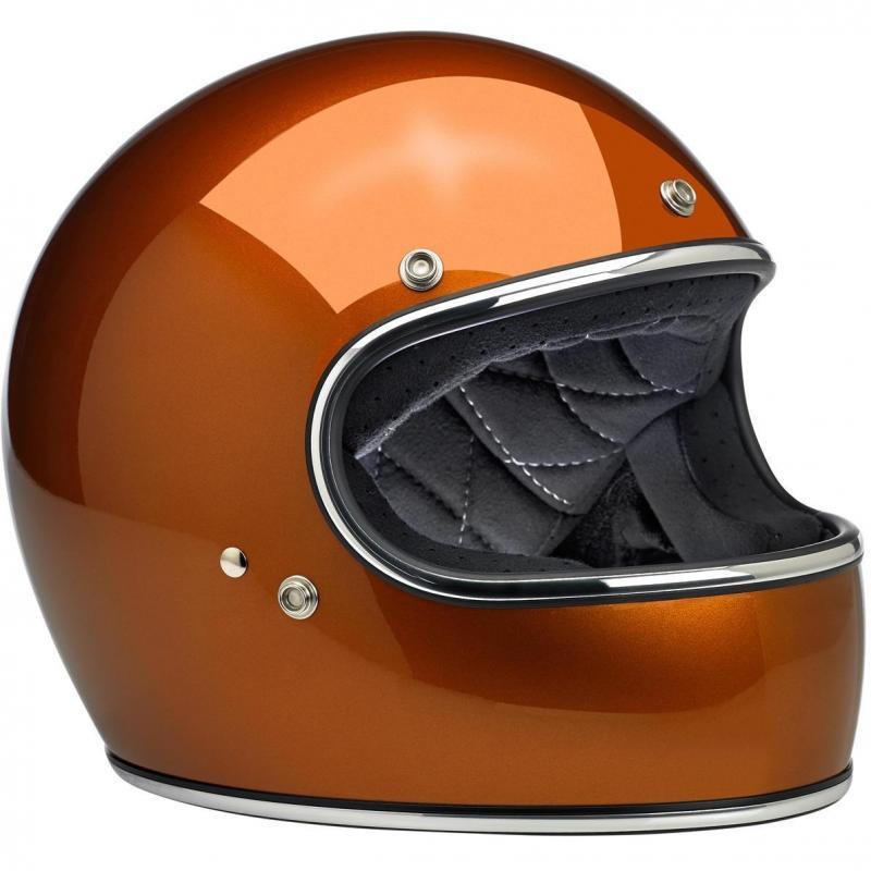 Casque intégral Biltwell Gringo cuivre - 1