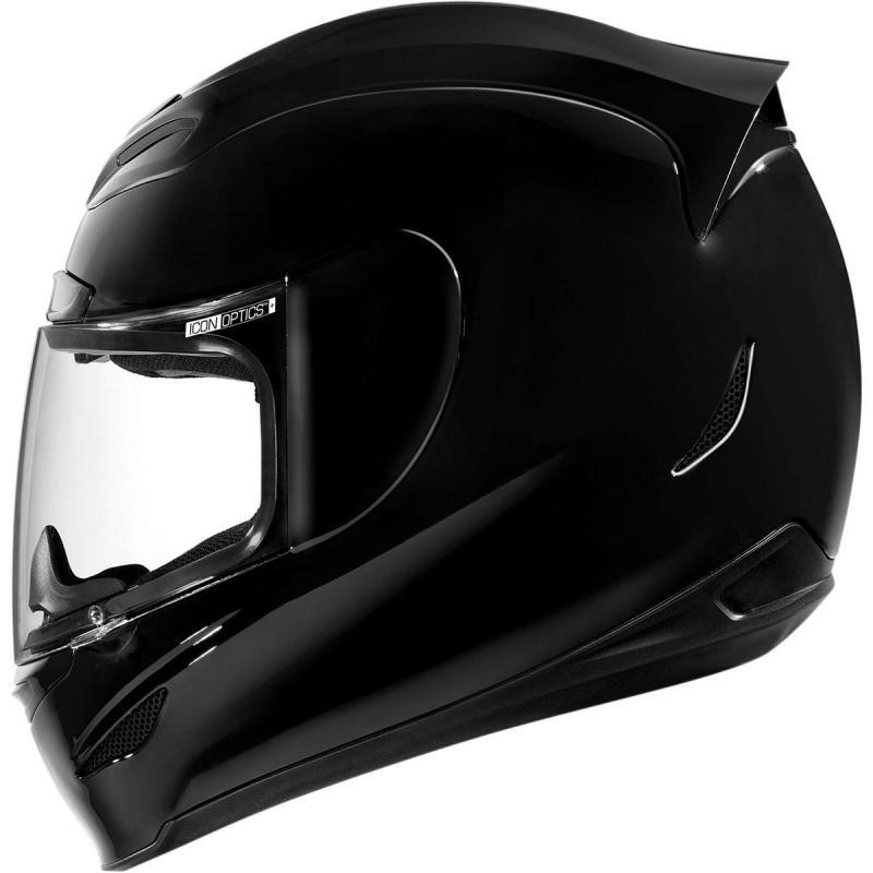 Casque intégral Icon Airmada Gloss noir - 2