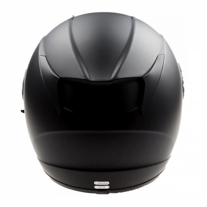 Casque intégral Scorpion EXO-390 noir mat - 4