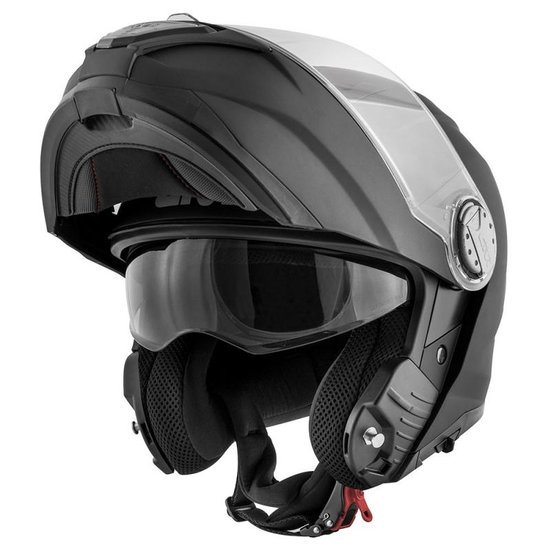 Casque modulable Givi X.23 Sydney Solid color noir mat - 1